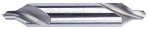 Morse Cutting Tools 25045 Combination Drill Countersink, High-Speed Steel, Bright Finish, Plain Type, #5 Size