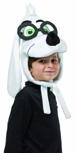 [Rasta Imposta Baby's Dreamworks Peabody Hat, White/Black, One Size] (Rasta Baby Costume)