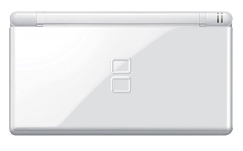 Nintendo DS Lite Console Handheld System White (Certified Refurbished)