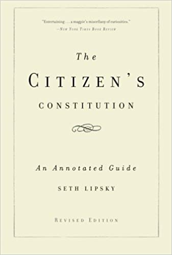 Annotated bibliography for u.s constitution