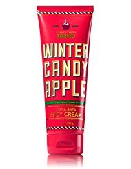 Bath and Body Works Winter Candy Apple Ultra Shea Body Cream 8 ()
