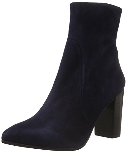 Camurca Boots London Ankle Buffalo 65 Blue ES Azul 30757 Women's fAvnUICq