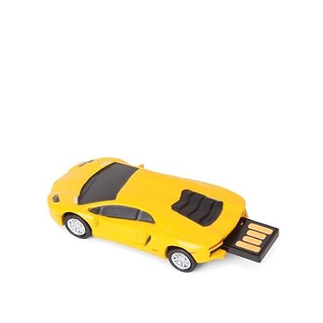 stk e shop  STK e-Shop - Chiavetta USB Flash modellino di auto sportiva, 4 GB ...
