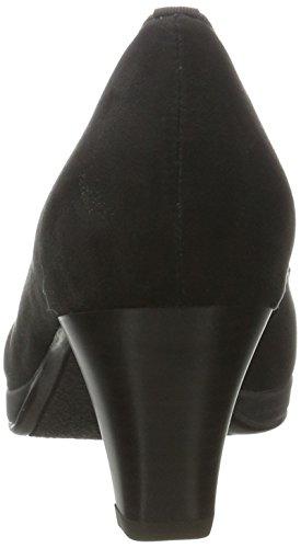 Closed Heels Jenny Schwarz Womens 71 Monroe Toe Black PwcZf4q