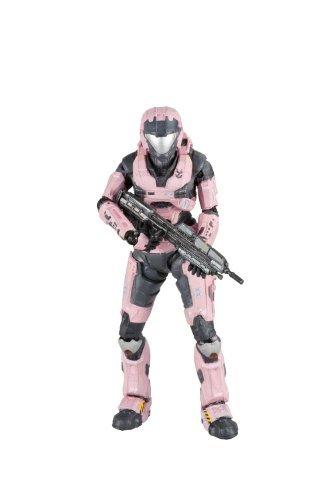 Halo Reach Series 3 Action Figure - Spartan Air Assault Female by McFarlane