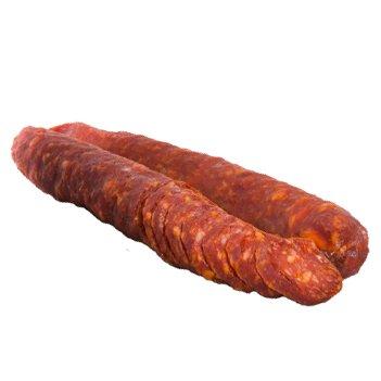Italian Dry Sausage Abruzesse -- Hot, 16 oz - 20 oz - Salami Cured