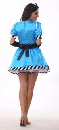 GQ Disfraces de Halloween Alicia en el país de las maravillas de ...