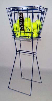 Hoag 72 Ball Basket with Lid