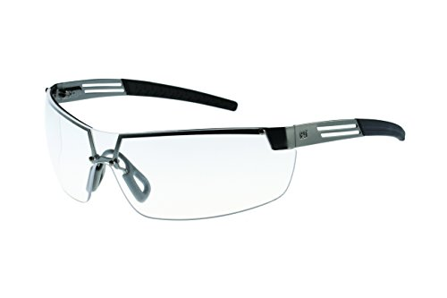 Caterpillar CSA-GUARD-100 Filter Category 2-1.3 Clear Lens Safety Glasses, - Caterpillar Frames Glasses