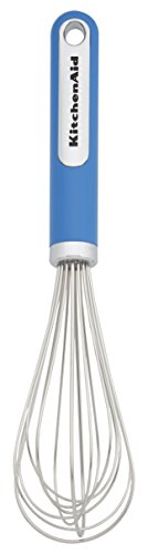 Blue Whisk - KitchenAid Stainless Steel Utility Whisk, 12-Inch, Ocean Blue