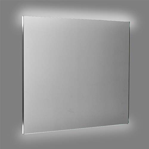 ENKI 600 x 800 Backlit LED Illuminated Mirror Bathroom Portrait Landscape - Mirrors Enki Bathroom