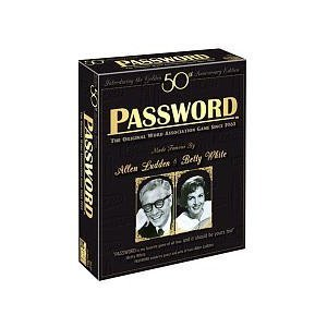 password 50th anniversary edition