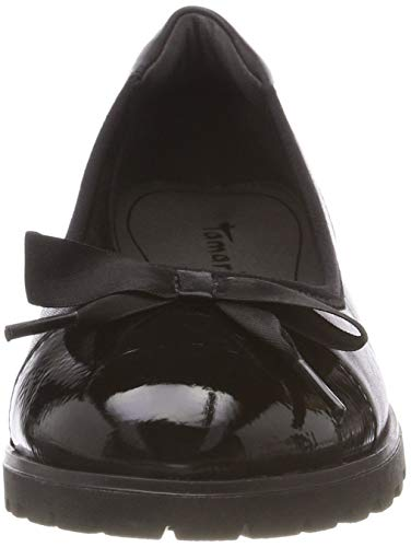 Ballerines Comb 22100 Tamaris Black Femme 21 Noir 98 qPUUE