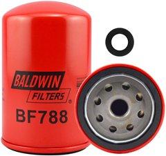 Baldwin BF788 Heavy Duty Diesel Fuel Spin-On Filter