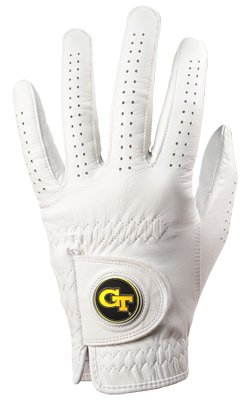 Georgia TechイエロージャケットGolf Glove & Ball Marker – Left Hand – Medium / Large   B00BFKU58G