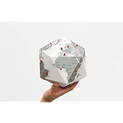 Here Foldable Personal Globe,City Small: Francesco Toselli: Office Products
