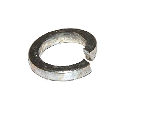 Dresselhaus for Cylindrical Screws Zinc Galvanised 5Jump Rings Pack of 100)