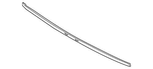 Kia Genuine 87311-1F100 License Lamp Molding