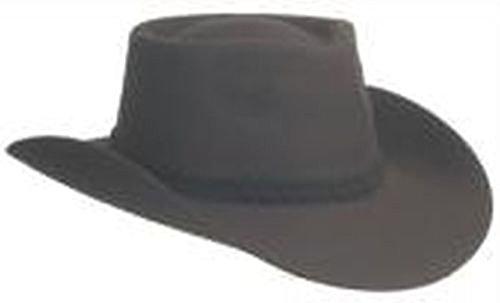 Skull Edge Negro ancho Abl M borde Western con 57cm 56 Hat wIxqvq0HgY