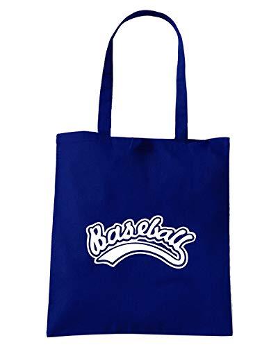 Shirt Blu COLLEGE Speed Navy Shopper SP0055 Borsa BASEBALL aqpUT