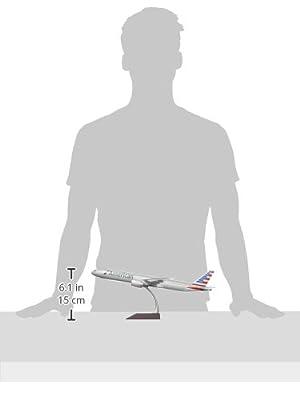 GEMINI Gemini200 American Airlines B777-300ER N719AN 1: 200 Scale Diecast Model Airplane Vehicle