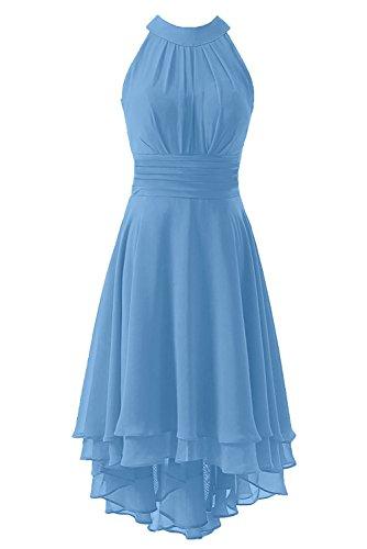 blue poofy dress - 6