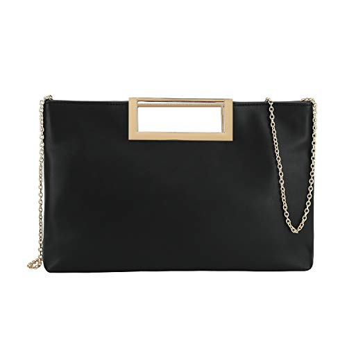 Charming-Tailor-Fashion-PU-Leather-Handbag-Stylish-Women-Convertible-Clutch-Purse