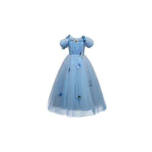 Girl Costume Snow White for Girls Prom Princess Instant Party Clothes Fancy Teenage,Style 7,5 -