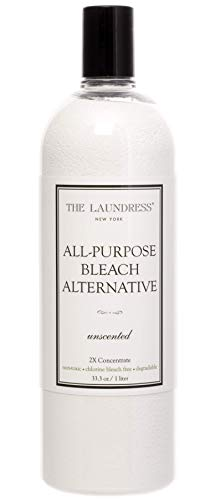 The Laundress - All-Purpose Bleach Alternative, Non-Toxic, Biodegradable, Fragrance-Free, 33.3 fl oz , 128 washes