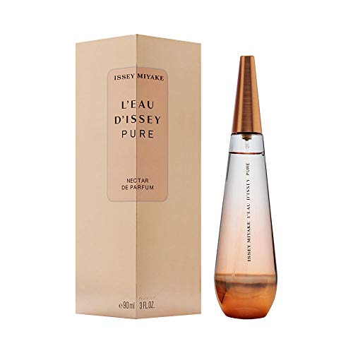 (L'eau d'Issey Pure by Issey Miyake for Women 3.0 oz Nectar de Parfum Spray)