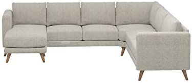 Cheap Sofab Tilly Wishbone Mid-Century Modern Chofa Sectional living room sofa for sale