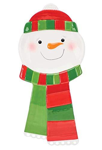 Snowman - Spoon Rest -