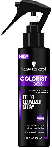 Colorist Tools Hair Color Equalizer Spray, 3.38 fl oz (Pack of 2)