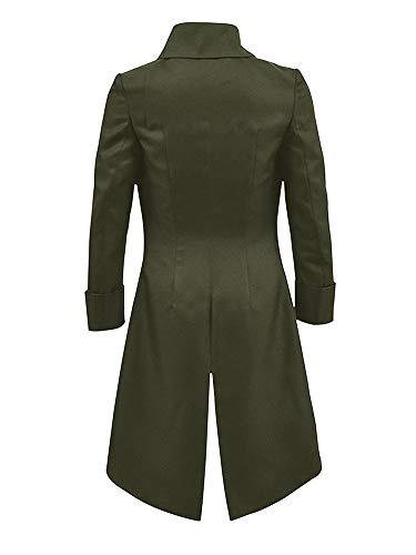 Colonial coat men