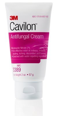 3M (3389) Antifungal Cream 3389 [You are purchasing the Min order quantity which is 1 Case] by Cavilon