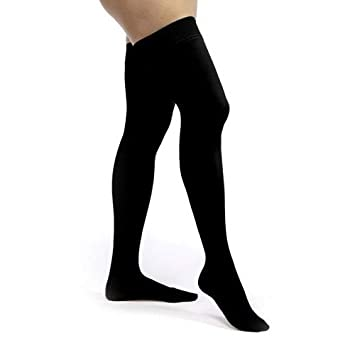 c0aebc564 Amazon.com  JOBST Relief Thigh High 15-20 mmHg Compression Stockings ...