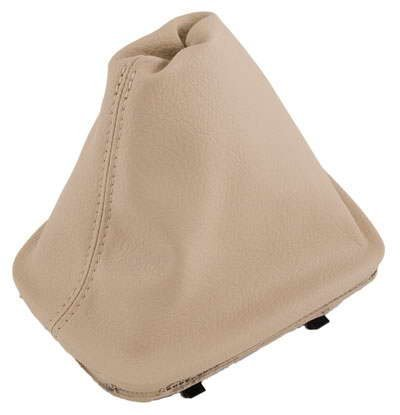 (BMW Genuine Beige Gear Shift Boot for E46 - 3 Series All Models SEDAN & COUPE & CONVERTIBLE & TOURING Manual Transmission (1997 - 2006))
