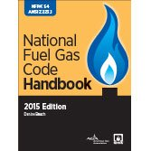 By National Fire Protection Association Nfpa 54  National Fuel Gas Code Handbook  2015 Edition  Hardcover