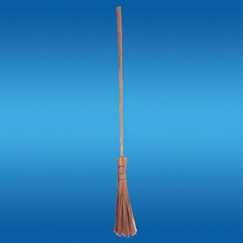 straw witch broom - 7