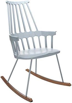 Kartell Comback Sessel 59 x 99 x 58 cm schwarz Plastik