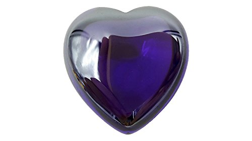 Heart shape Nave blue color lucky success naga nagas eye gem gems natural stone with amulet gift & (Thailand Traditional Costume Name)