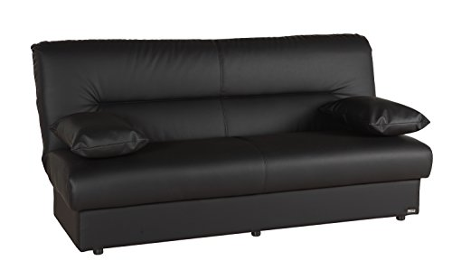 ISTIKBAL Multifunctional Sofa Sleeper Regata Collection (Escudo Black)