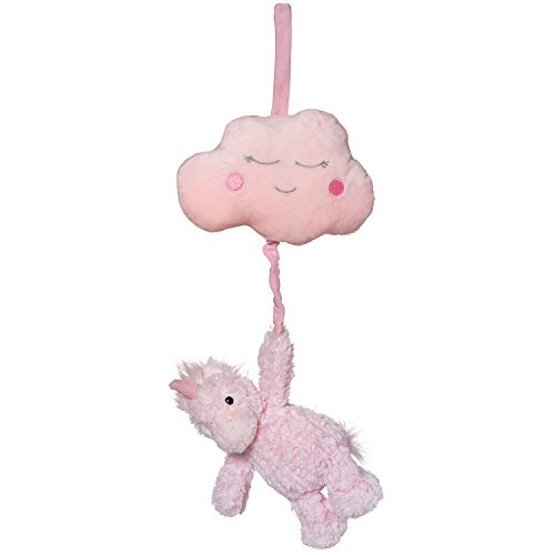 Baby Musical Pull - Manhattan Toy Adorables Petals Unicorn Pull Musical Baby Activity Toy