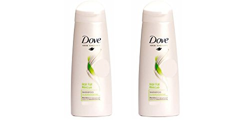 Dove Damage Therapy Hair Fall Rescue Shampoo, 180ml (Pack of 2)
