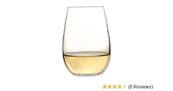 01fd946e4ba Riedel O Sauvignon Blanc / Riesling Stemless Wine Glasses (Set of 6)