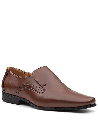 Paisley of London - Garçons - Chaussures noires à enfiler