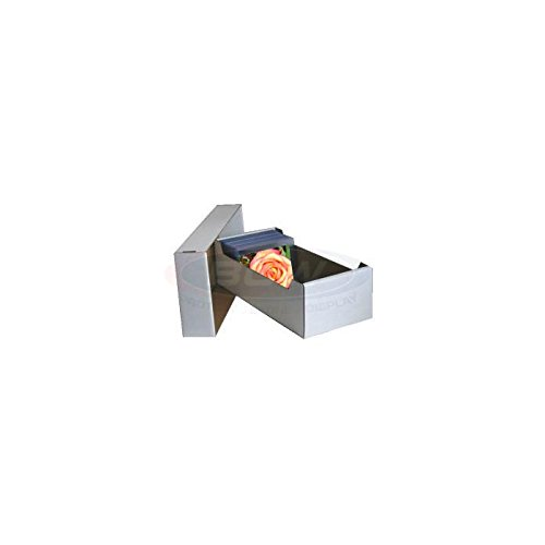 BCW 1-BX-PCBOX Postcard Storage Box for Up to 700 Postcards