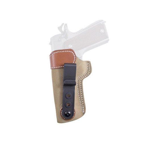 Desantis Sof-Tuck Holster fits Browning BDA 380, Left Hand, Natural