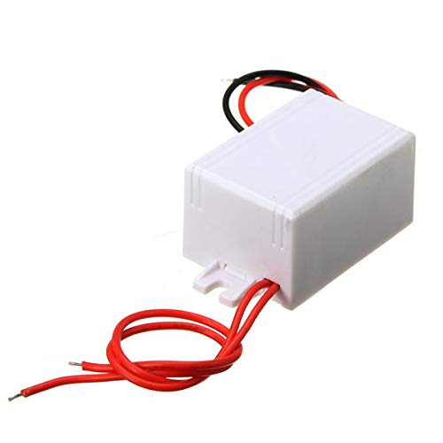 - 3Pcs AC-DC Isolated 110V / 220V To 5V 600mA Constant Voltage Switch Power Supply Converter Module With Shell - Arduino Compatible SCM & DIY Kits Module Board - 3 x AC-DC Isolated AC 110V \/ 220V T