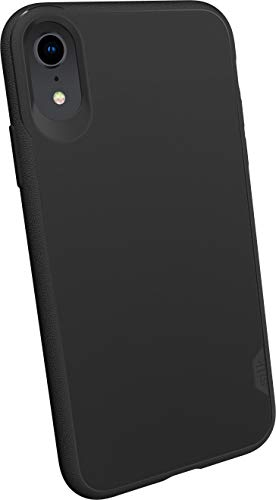 Silk iPhone XR Grip Case - Kung Fu Grip [Lightweight Protective Base Grip Slim Cover] - Black Tie Affair